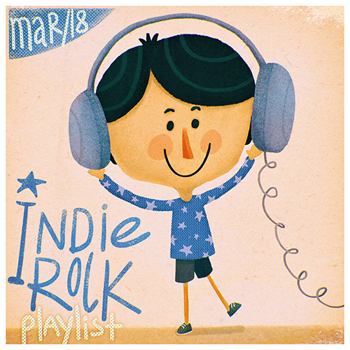Indie/Rock Playlist: March (2018)