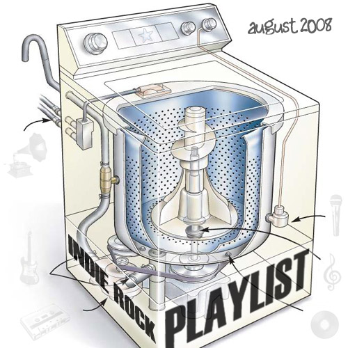 Indie/Rock Playlist: August (2008)