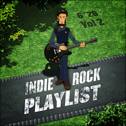 Indie/Rock Playlist: June (2020)