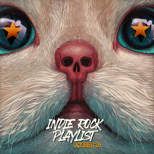 Indie/Rock Playlist: October (2020)